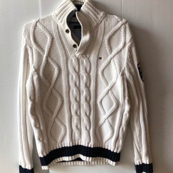 Tommy Hilfiger Other - Tommy Hilfiger Cable Knit Sweater